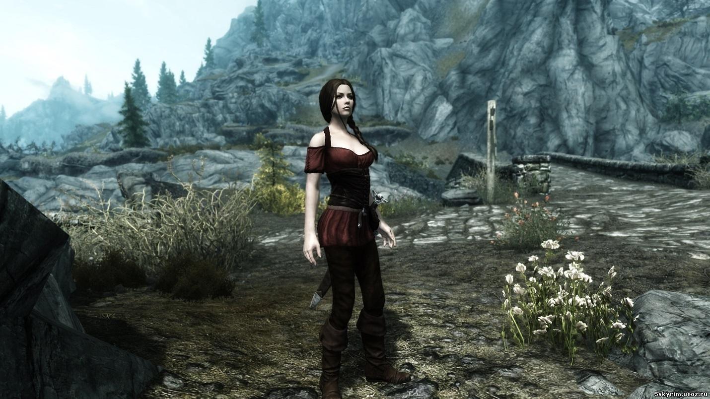 Арисса - Странствующая Воровка : Arissa - The Wandering Rogue