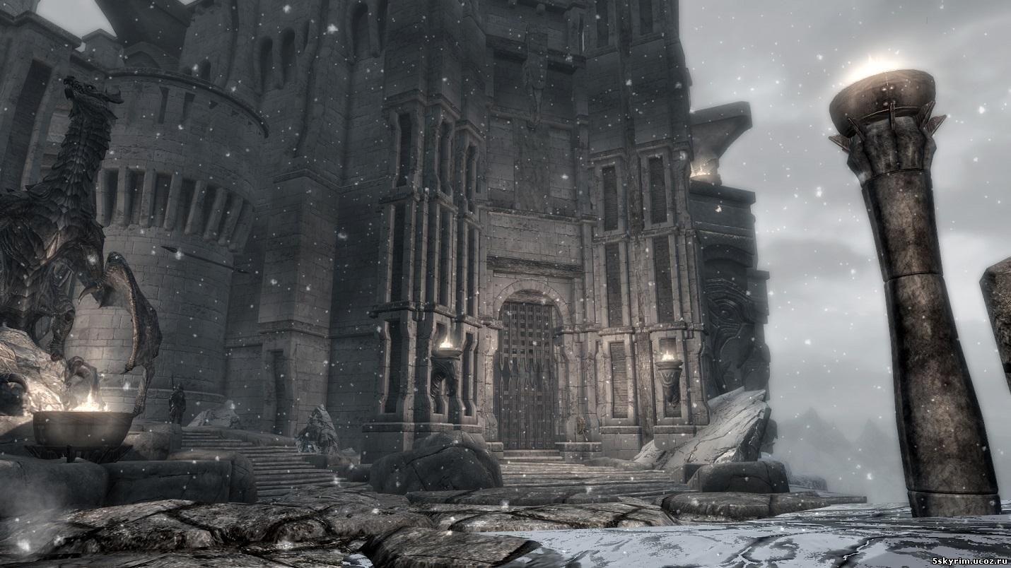 Замок Сел Блад: Sjel Blad Castle